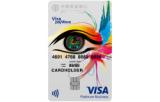 农业银行漂亮升级妈妈信用卡(Visa白金)