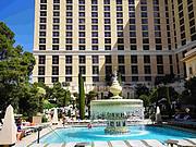拉斯维加斯宝丽嘉<em>Bellagio</em>酒店赌场体验