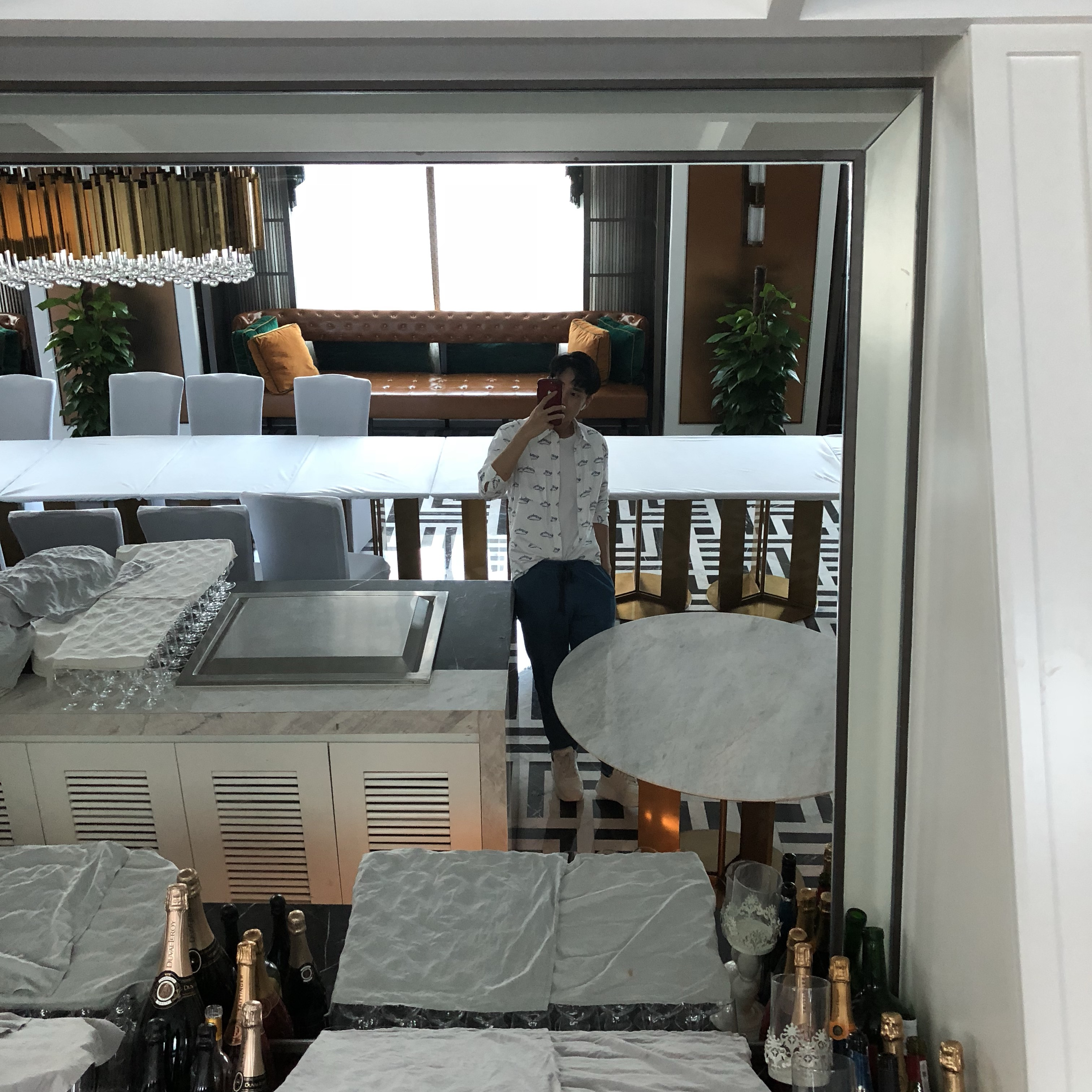 上海静安瑞吉 卡洛琳套和热门18号房型体验对比