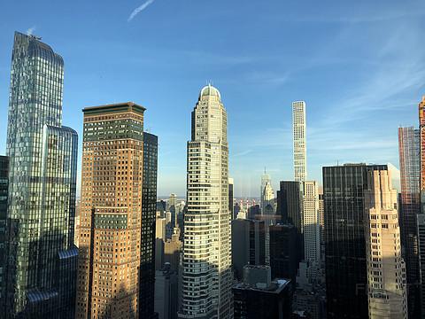 纽约曼哈顿54街的RESIDENCE INN