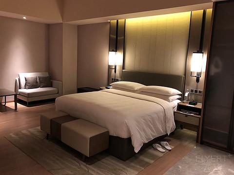 再次入住重庆万豪酒店