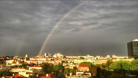 [酒店报告][Baktan]雨后晴天见彩虹之里斯本假日HILisboa