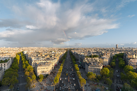 【巴黎】临近香街的小洲际入住体验