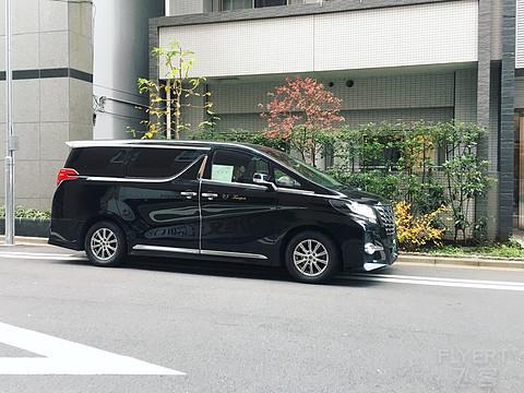 行悠白,東京成田機場接送機體驗心得