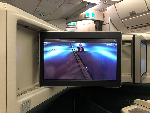 补一个春节体验国泰A350商务舱简报