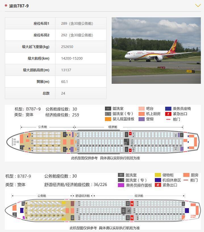 HU7757 SZX-CKG 海航787 学生党的处女两舱体验