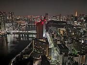 最静的<em>东京湾</em>夜,最美的东京塔景-记东京银座克雷斯顿酒店(Ginza Creston)湾景房