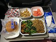 同样星空联盟,餐食千差万别——上海-名古屋经济舱餐食比拼[by上海小医生]