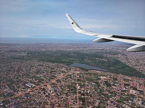 科特迪瓦航空HF803(杜阿拉DLA-阿比让ABJ)经济舱出差体验