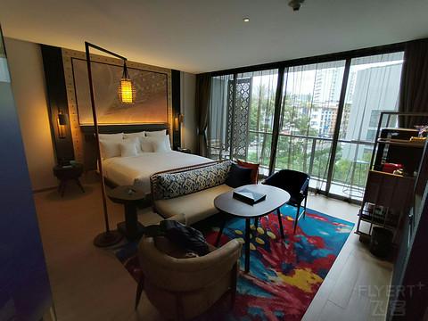 普吉周末游-芭东英迪格酒店Report