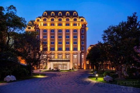 【特惠】¥318/2位,上海瑞金洲际酒店双人自助午餐,周末不加价!