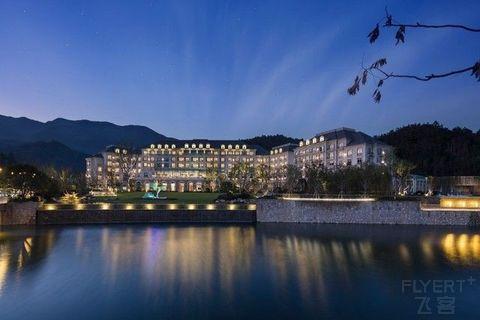 【闪购】¥499起(含早晚餐),杭州鸬鸟新湖希尔顿花园酒店度假套餐