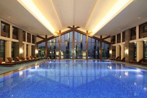 [已过期] ¥699/2晚,嘉兴希尔顿逸林酒店度假套餐,周末不加价!
