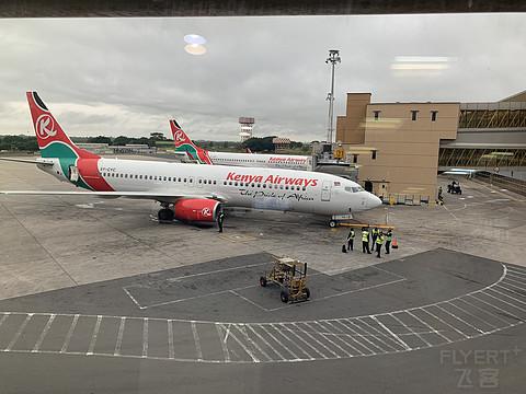 非常时期Kenya airways & Emirates 的奇幻旅程(上)