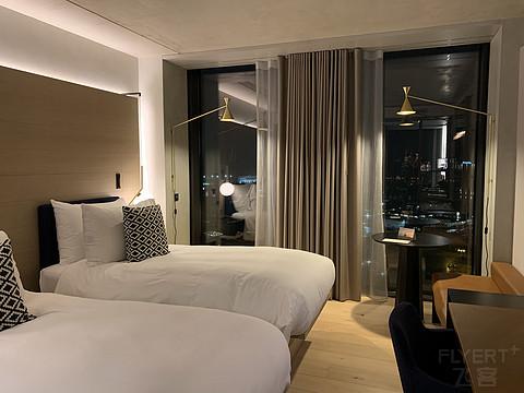 IHG独立品牌,全球仅一家-阿姆斯特丹QO酒店入住报告