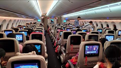 【国庆突尼斯】皇家约旦航空RJ183香港-安曼经停曼谷 商务舱