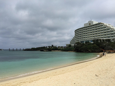 全日空万座滨海洲际酒店体验