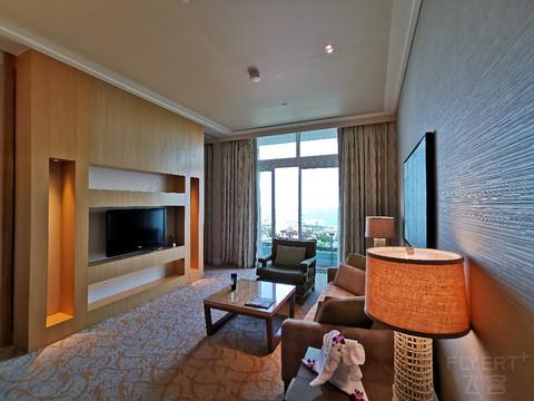 天际以南,绀青之拳——新加坡金沙酒店