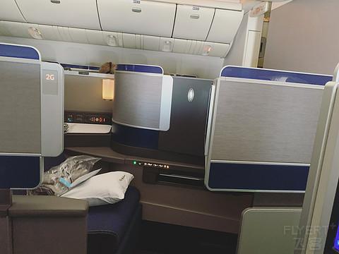 UA1848 & 893 EWR-SFO-ICN  Polaris带我回家