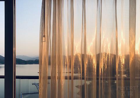 窗含江海,山河入画(二)|记窗子里的绝美风景(希尔顿篇)
