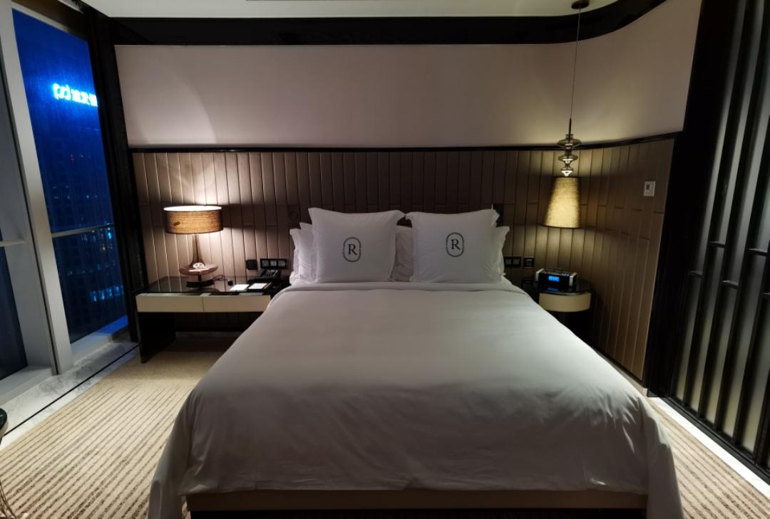 上海浦东丽晶酒店(原浦东四季酒店)详细测评首发!