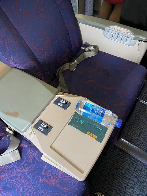 国航 CA4302 广州白云-成都双流 两仓体验