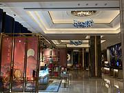 2020.6.26<em>金鸡湖</em>环湖步道,散步2小时,今天切换到了园区香格里拉酒店.