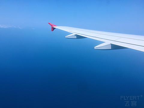 【乌拉尔航空美味的印度餐】去索契晒太阳DME-AER#飞客11周年#