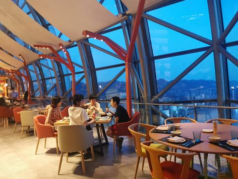 【新店初开】重庆来福士洲际用餐体会,新人新贴请多支持