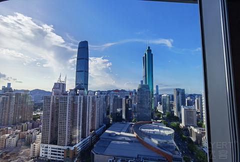 深圳君悦酒店 老牌城市度假新选择