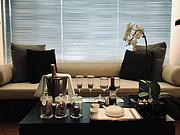 十一入<em>上海璞丽酒店</em>,总结了一下:隐世凤凰树,极致享受中,细节做得非常到位,床舒服,是次难忘的入住体验