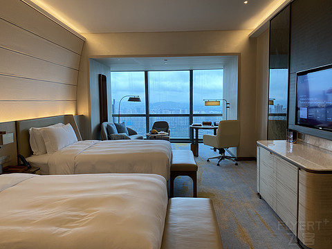 2020最值得期待-重庆来福士洲际酒店入住报告