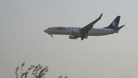 ZBAA/PEK RW36R 拍飞机