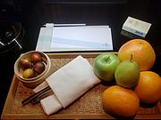 <em>吴江</em>盛虹万丽的欢迎水果在万豪系里算大方的吧.
