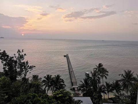 一惊一乍之苏梅岛洲际六日游流水账