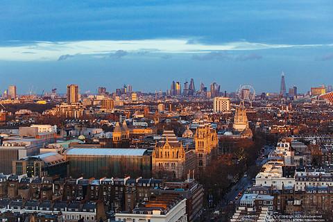 #GB酒店巡礼#6.欧洲最高假日酒店-Holiday Inn London Kensington Forum伦敦肯辛顿...