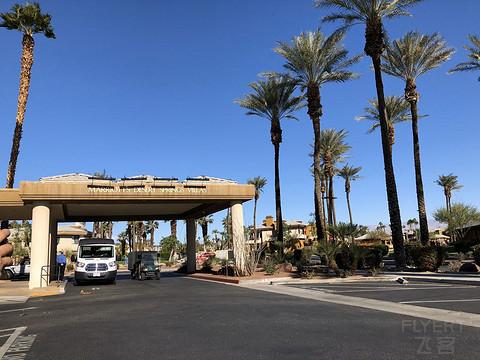 过年美国刷酒店之四 棕榈泉Marriott Desert Spring Villa I 万豪沙漠泉别墅