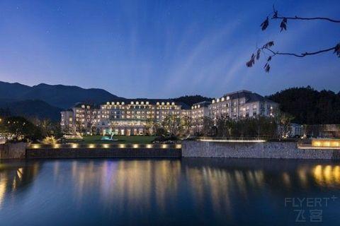 [已过期] ¥299/套,杭州鸬鸟新湖希尔顿花园酒店度假套餐,一周通用,周末不加价!