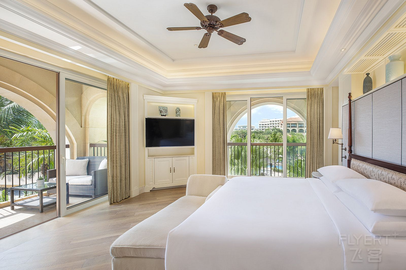 Deluxe_Two_Bedroom_Suite_Garden_View_Bedroom-寮