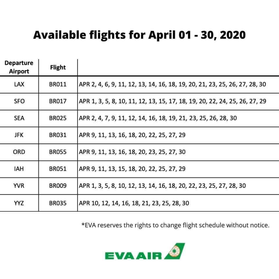 """4月1日起所有台湾航空公司的空服人员被要求""""全副武装""""提供服务"""