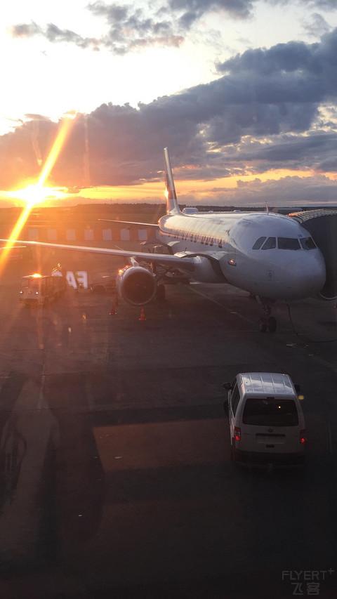 北欧之星?-芬兰航空彩绘330 杜塞-赫尔辛基-西安 附319彩蛋