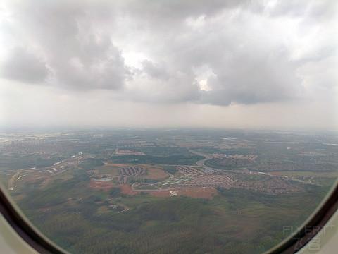 十一终于如愿以偿地坐上了748二层飞北京至成都 #金秋畅游#