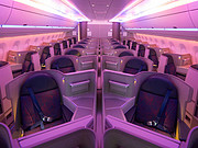 【大陆航司商务舱座椅盘点-2】A359篇