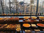 <em>上海璞丽</em>的早餐,环境很棒,出品中等