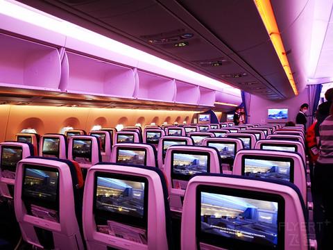 【南方的郁郁葱葱】搭乘俄航A359:索契飞莫斯科