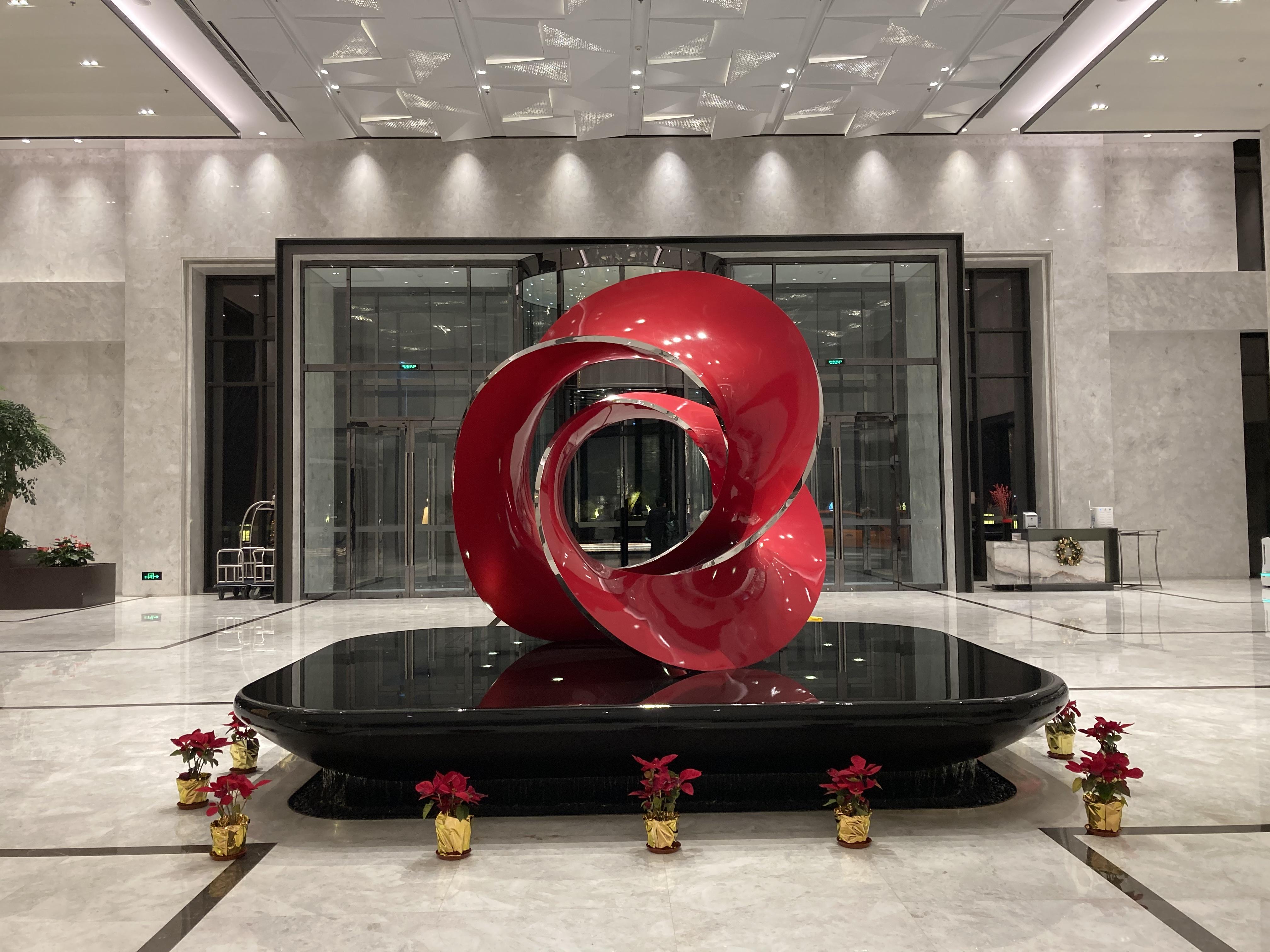 上海宝华喜来登酒店-魔都圣地长住打卡报告