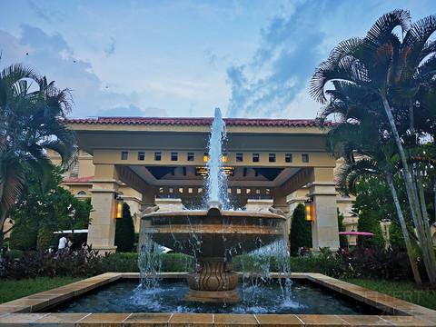 海棠湾一处清幽之地——三亚海棠湾JW万豪酒店一居双床别墅体验