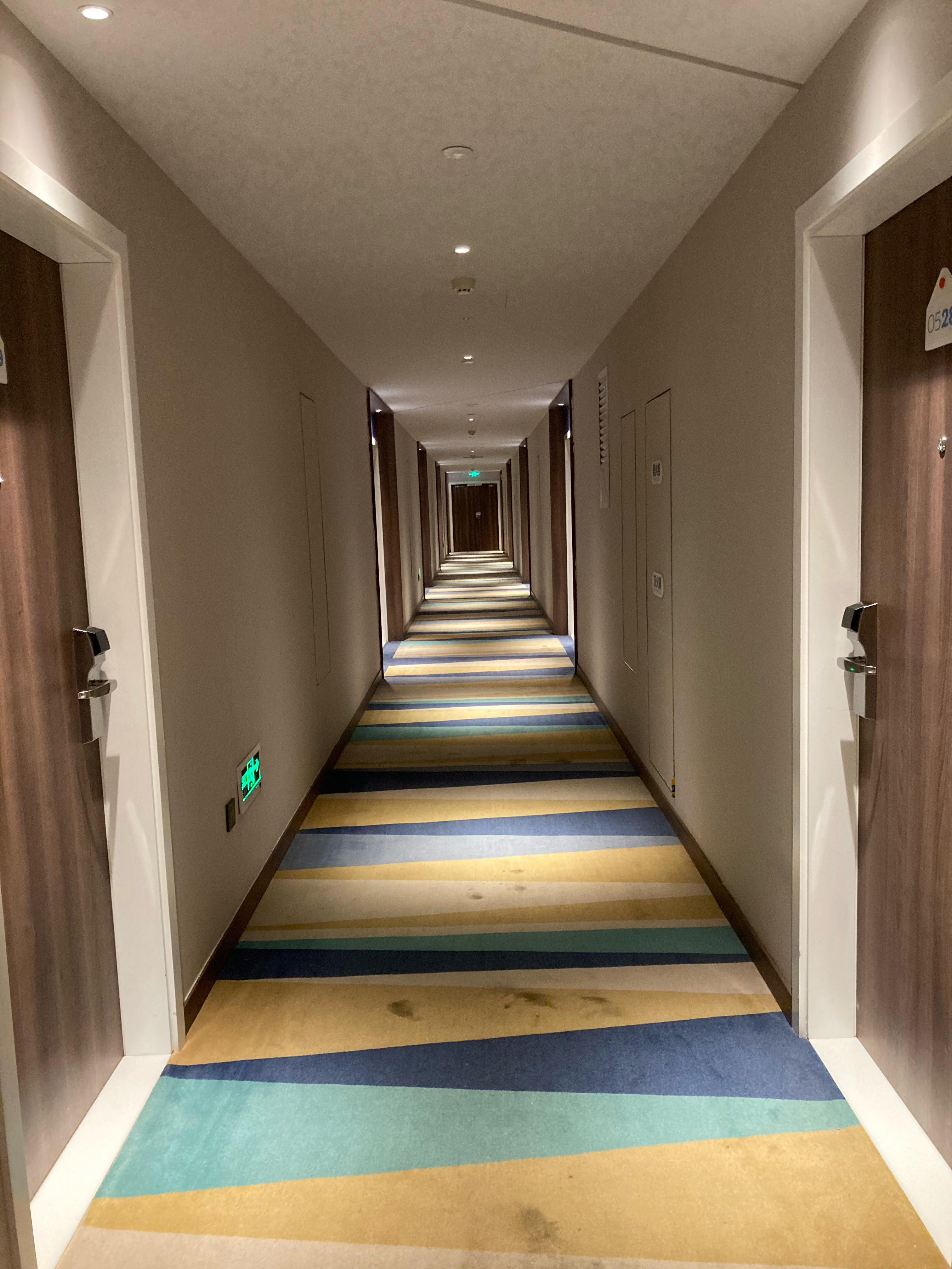 西安钟楼智选假日酒店-跨年夜入住体验