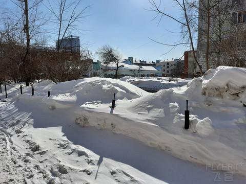 【雪后晴好】俄航SU1461新西伯利亚-莫斯科