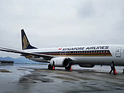 无法接受重庆航线的<em>新加坡</em>航空商务舱啊